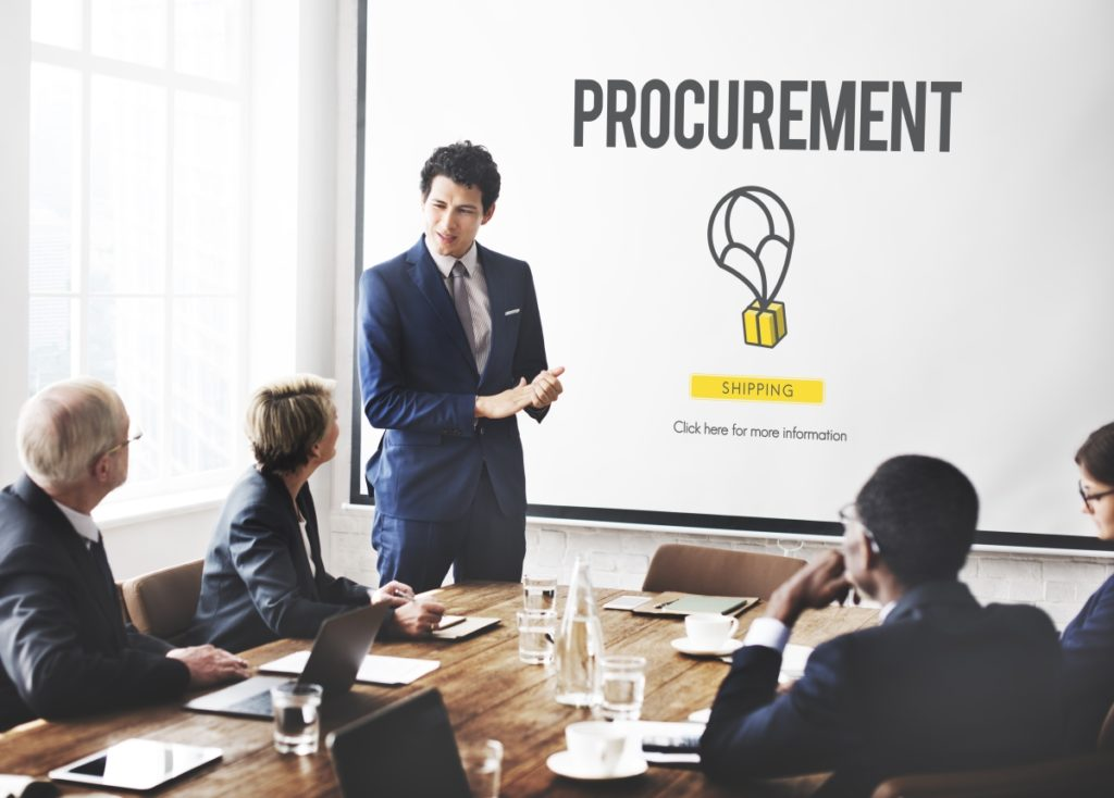meeting about procurement process