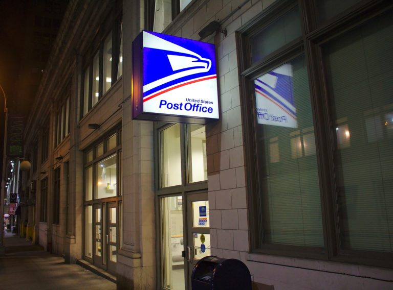 'Neither Snow nor Rain', or Why the USPS Delivers on a Saturday