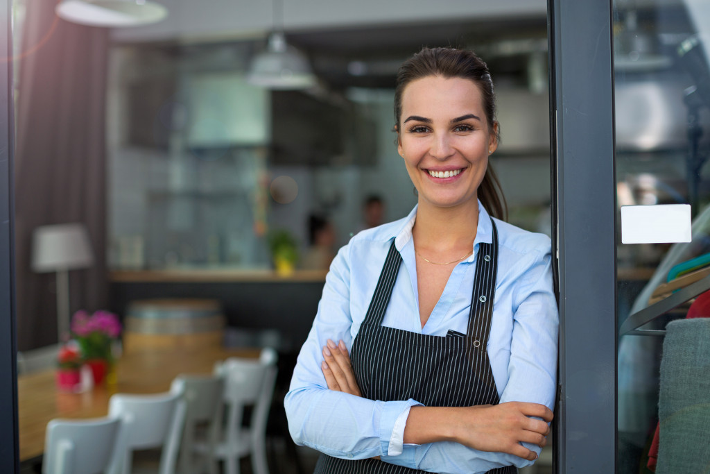 restaurant owner concept